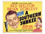 A Southern Yankee, 1948 Gicleetryck