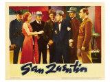 San Quentin, 1937 Art