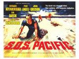 SOS Pacific, 1960 Gicleetryck