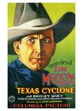 Texas Cyclone, 1932 Print