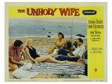 The Unholy Wife, 1957 Art
