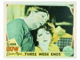 Three Weekends, 1929 Giclee Print