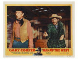 Man of the West, 1958 Prints