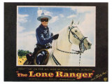 The Lone Ranger, 1956 Póster