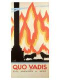 Quo Vadis, 1925 Posters