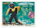 Forbidden Planet, 1956 Giclée-Druck