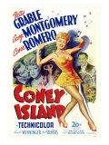 Coney Island, 1943 Print