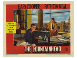 The Fountainhead, 1949 Giclee Print