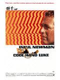 Frajer Luke / Cool Hand Luke, 1967 (filmový plakát vangličtině) Reprodukce
