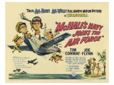 McHale's Navy Joins the Air Force, 1965 Giclee Print