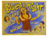 Blues in the Night, 1941 Giclée-tryk
