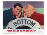 The Glass Bottom Boat, 1966 Posters