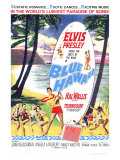 Blue Hawaii , 1961 Plakater
