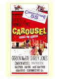 Carousel, 1956 Poster