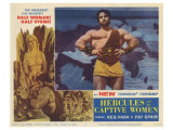 Hercules and the Captive Women, 1963 Giclee Print