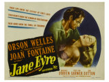 Jane Eyre, 1944 Print