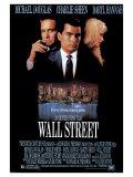Wall Street, 1987 Premium Giclee Print