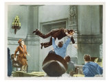 Tarzan's New York Adventure, 1942 Giclee Print