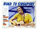 Road to Singapore, 1940 Art