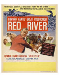 Red River, 1948 Poster