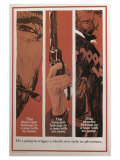 A Fistful of Dollars, 1964 Prints