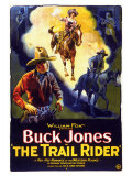 The Trail Rider, 1925 Posters