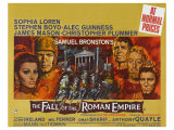 The Fall of the Roman Empire, 1964 Giclee Print