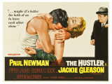 The Hustler, UK Movie Poster, 1961 Reproduction procédé giclée
