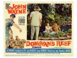 Donovan's Reef, 1963 Prints
