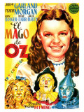 The Wizard of Oz, Spanish Movie Poster, 1939 Prints