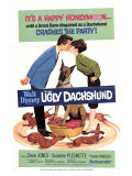 The Ugly Dachshund, 1966 Print