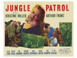 Jungle Patrol, 1948 Giclée-Druck