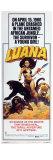 Luana, the Girl Tarzan, 1968 Poster