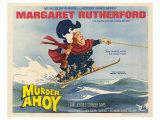 Murder Ahoy, 1964 Poster