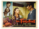 The Fugitive, 1947 Gicleetryck