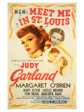 Meet Me in St. Louis, 1944 Posters