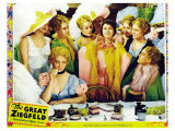 The Great Ziegfeld, 1936 Giclee Print