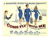 Come Fly With Me, 1963 Giclee Print