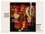 For a Few Dollars More, 1966 Lámina giclée