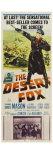 Desert Fox, 1951 Posters
