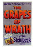 The Grapes of Wrath, 1940 Posters