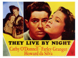 They Live by Night, 1948 Reproduction procédé giclée