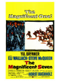 The Magnificent Seven, 1960 Posters