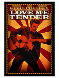 Love Me Tender, 1956 Prints
