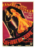 Top Hat, Spanish Movie Poster, 1935 Posters