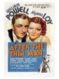 After the Thin Man, 1936 Posters