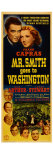 Frank Capra's Mr. Smith Goes to Washington, 1939 Giclée-tryk
