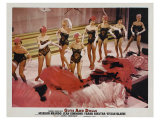 Guys and Dolls, 1955 Premium Giclee Print