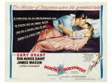 North By Northwest, 1959 Posters