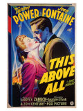 This Above All, 1942 Giclée-tryk